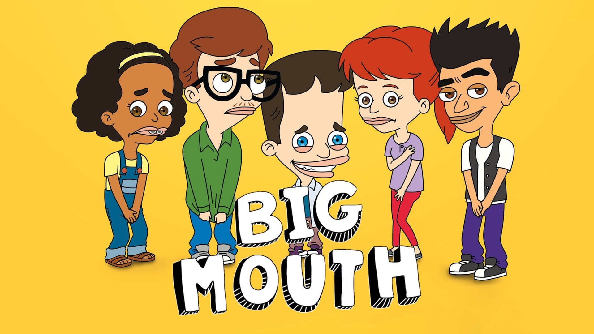 Fourth season of Big Mouth will soon release on Netflix