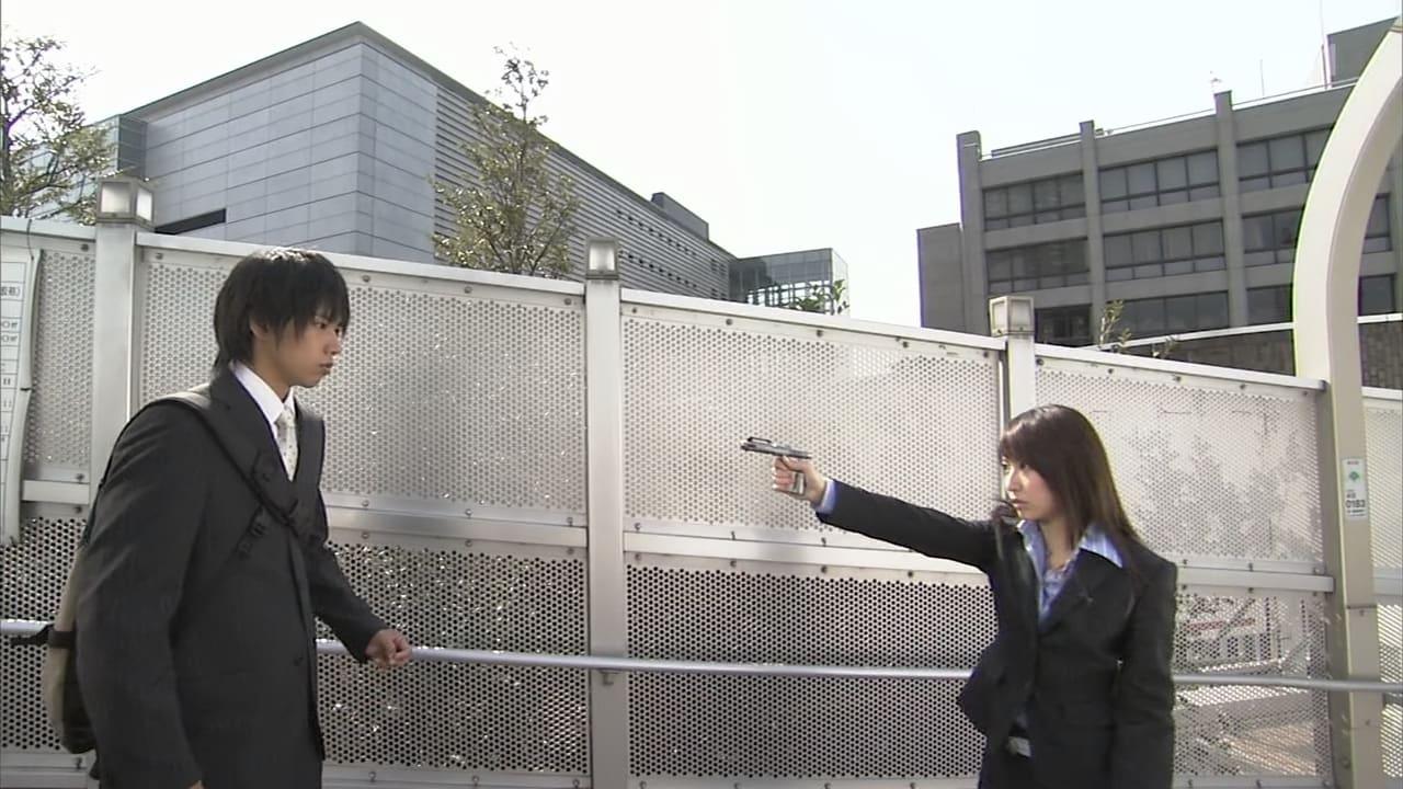 Kamen Rider Season 16 :Episode 14  The Double-cross's Double-cross's Double-cross
