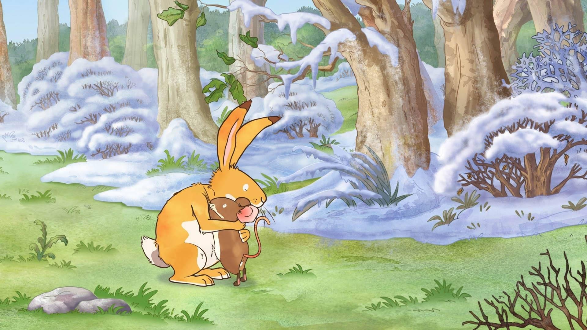 Walker hare naked