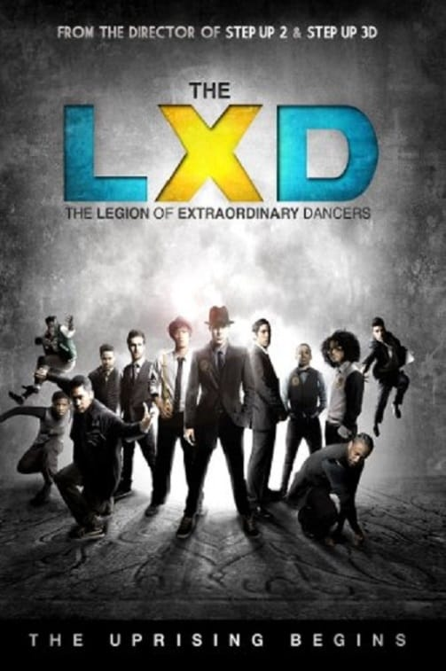 Ver The LXD: The Uprising Begins Online HD Español (2010)
