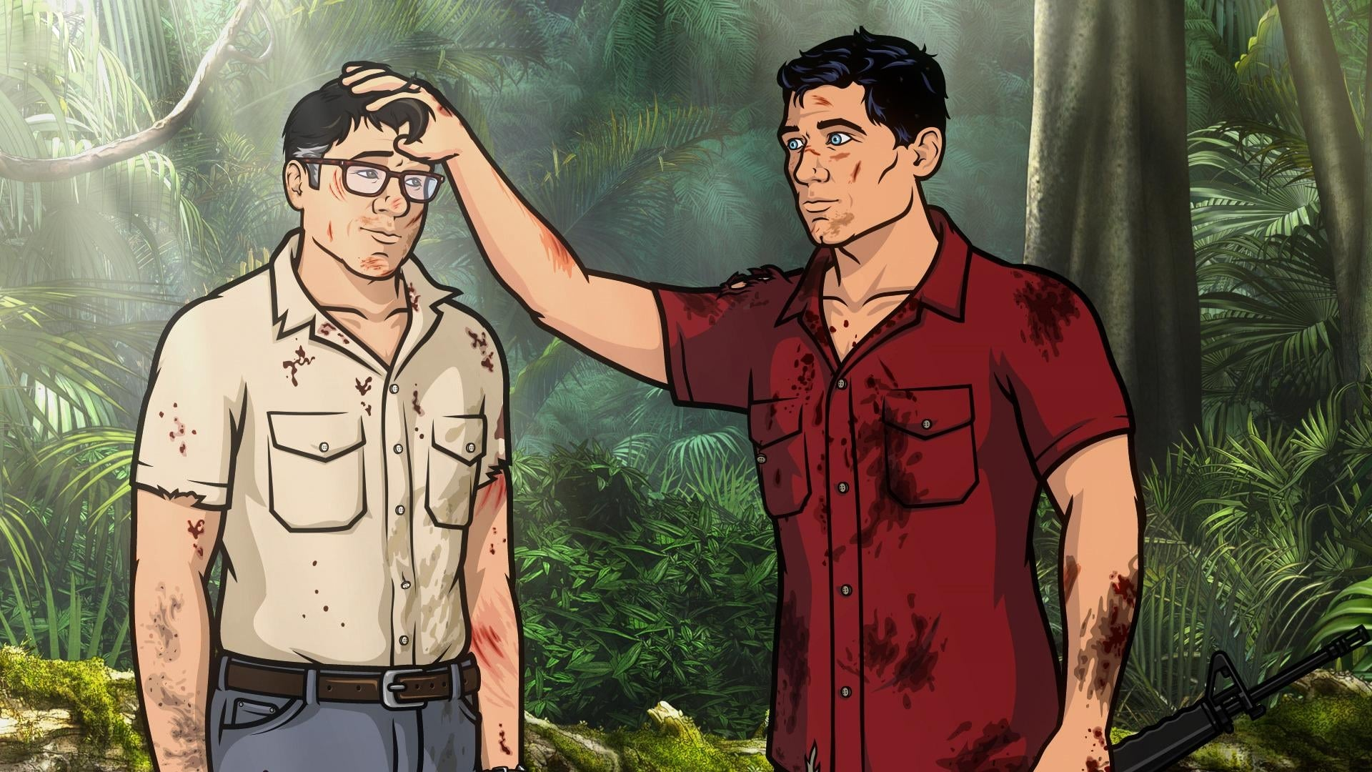 Archer Season 5 :Episode 8  The Rules of Extraction