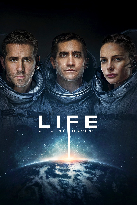 Poster and image movie Film Viata, primele semne - Viață - Life - Life (2017/I) -  2017