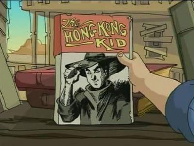 Jackie Chan Adventures Season 2 :Episode 12  Showdown in the Old West