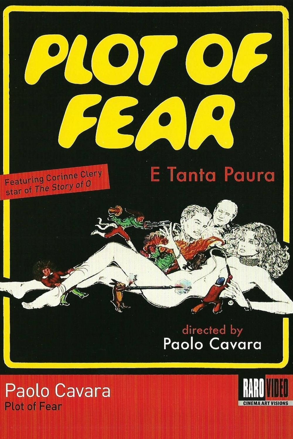 Plot of Fear (1976)