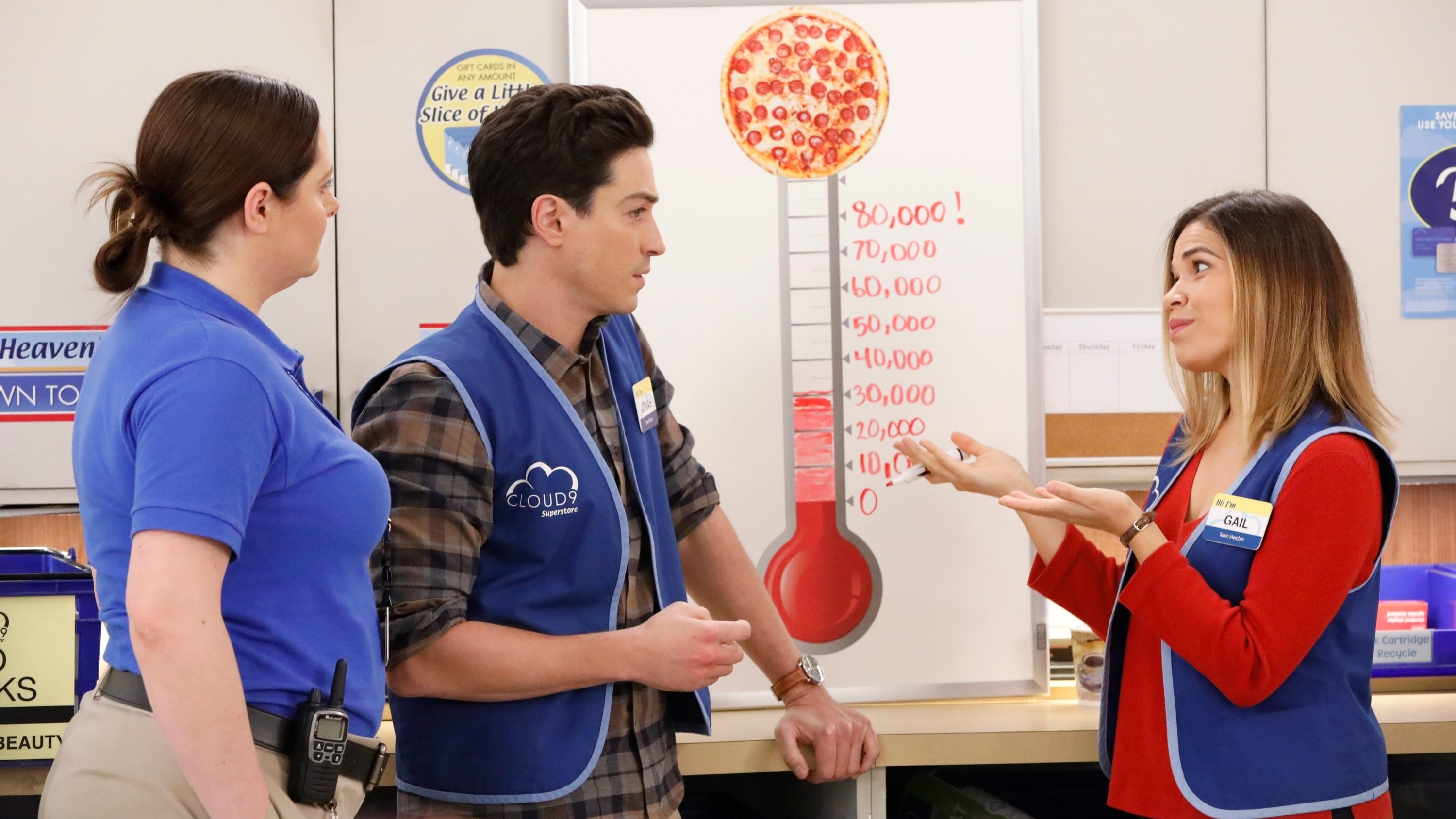Superstore Season 3 :Episode 10  High Volume Store