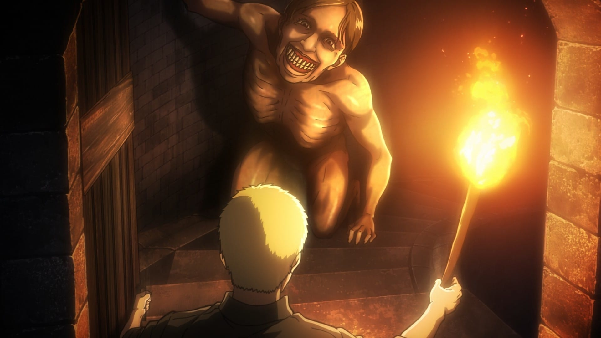 Attack on Titan Season 2 :Episode 4  [29] Soldier