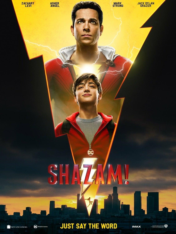 Shazam! (2019) - Posters — The Movie Database (TMDb)