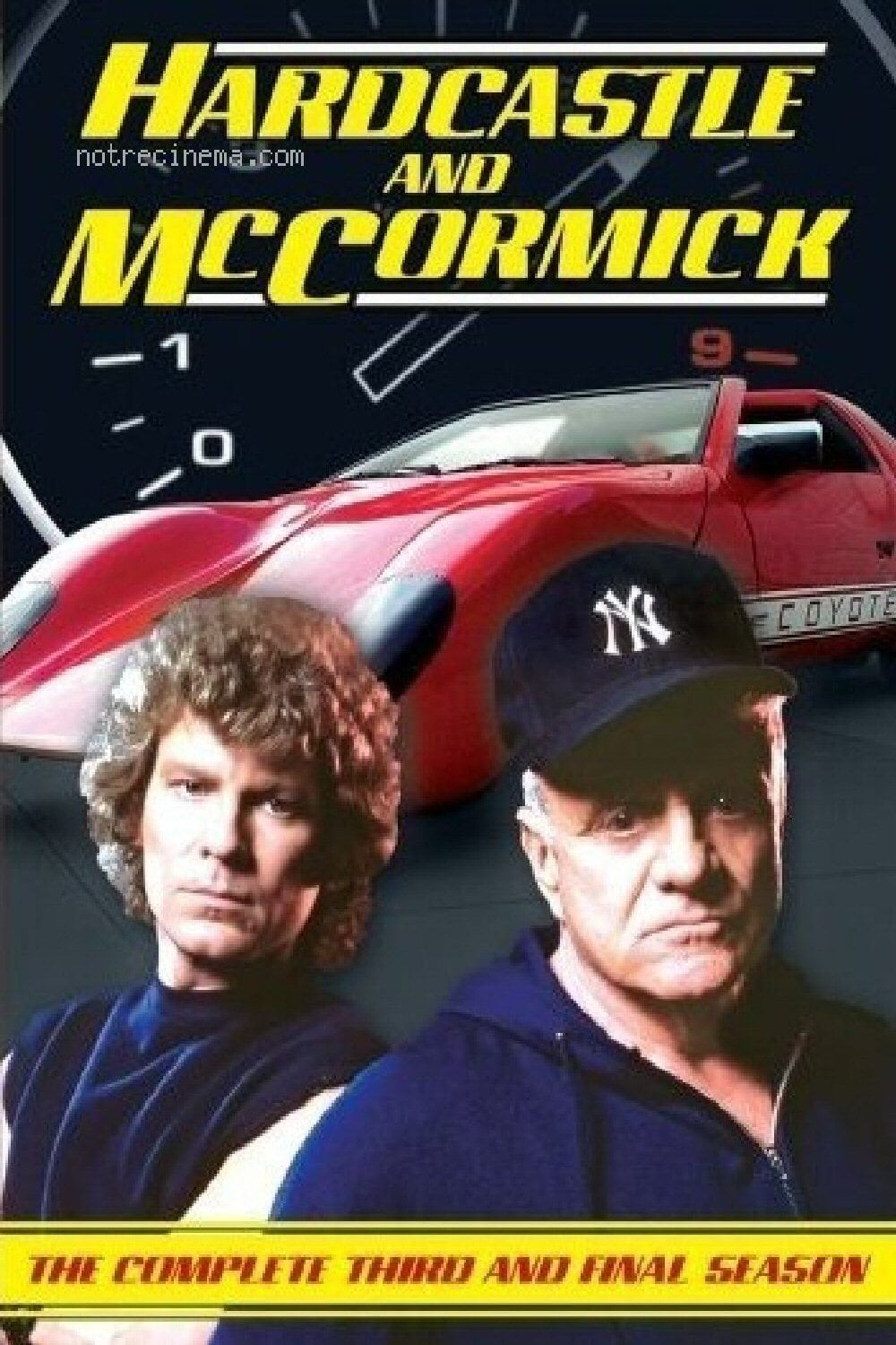 Hardcastle and McCormick Season 3