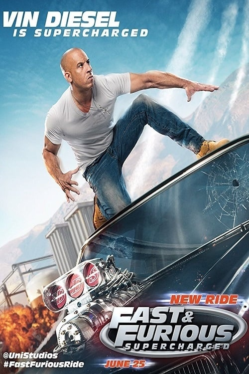 Fast & Furious: Supercharged (2015)