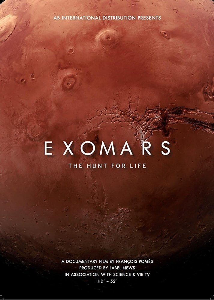 Exomars - The Hunt for Life (2016)