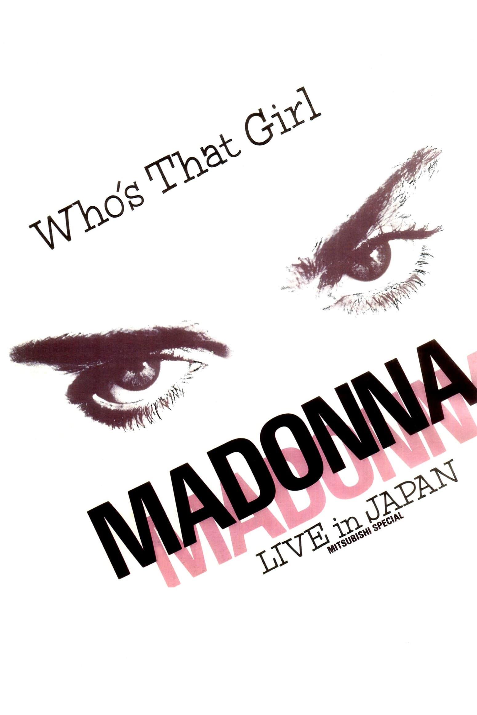 Madonna: Who's That Girl - Live in Japan (1987)