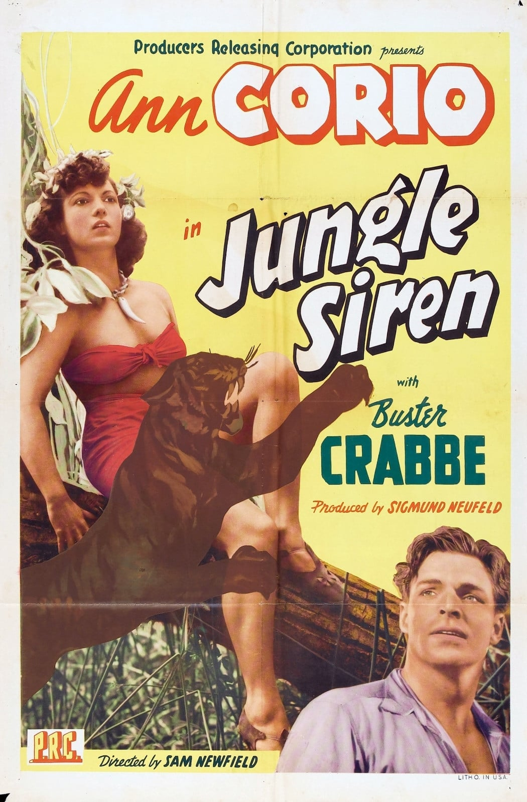 Jungle Siren (1942)