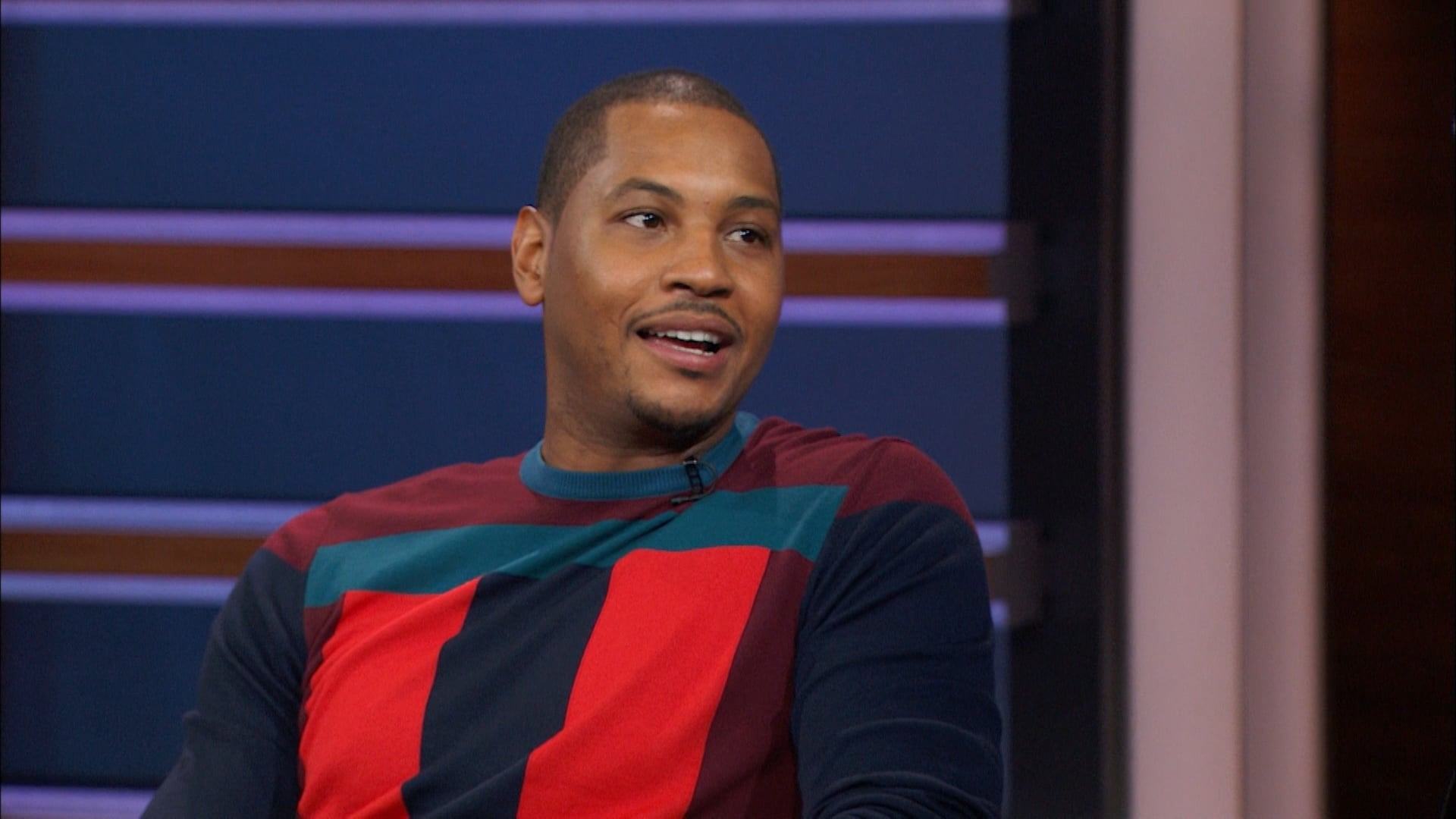 The Daily Show with Trevor Noah - Season 22 Episode 4 : Carmelo Anthony