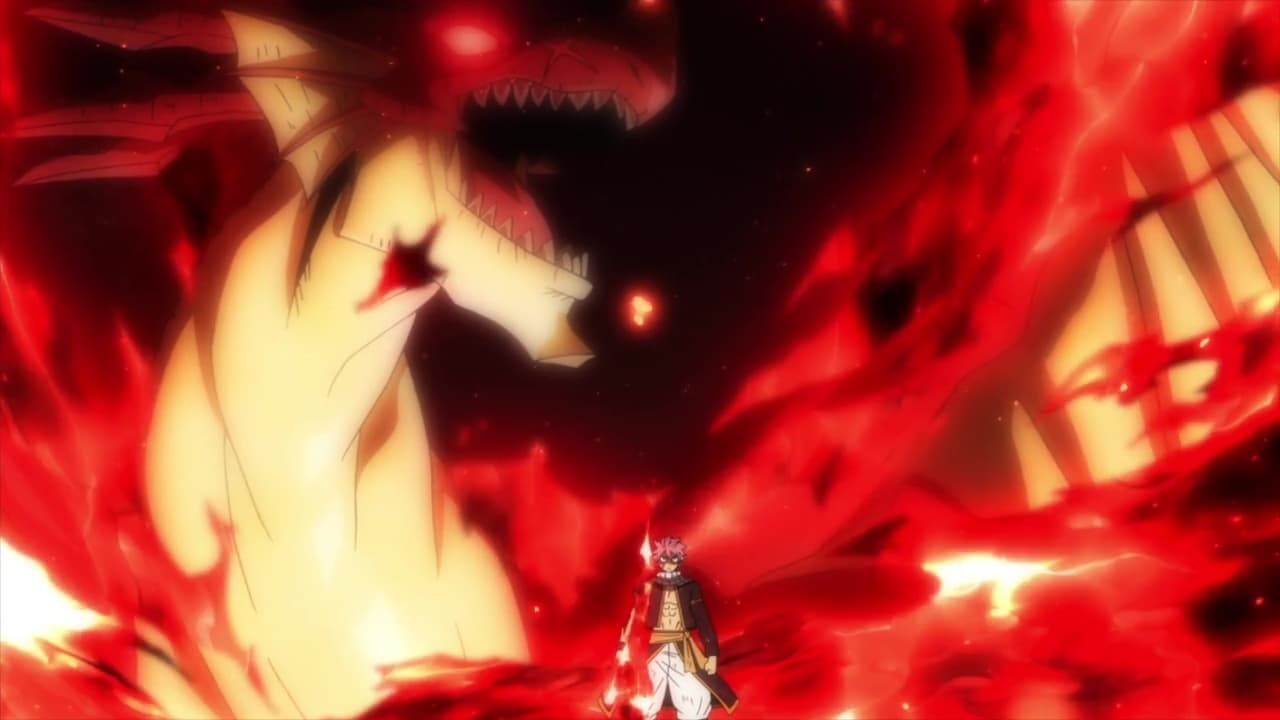 Fairy Tail Season 8 :Episode 17  Natsu vs. Zeref