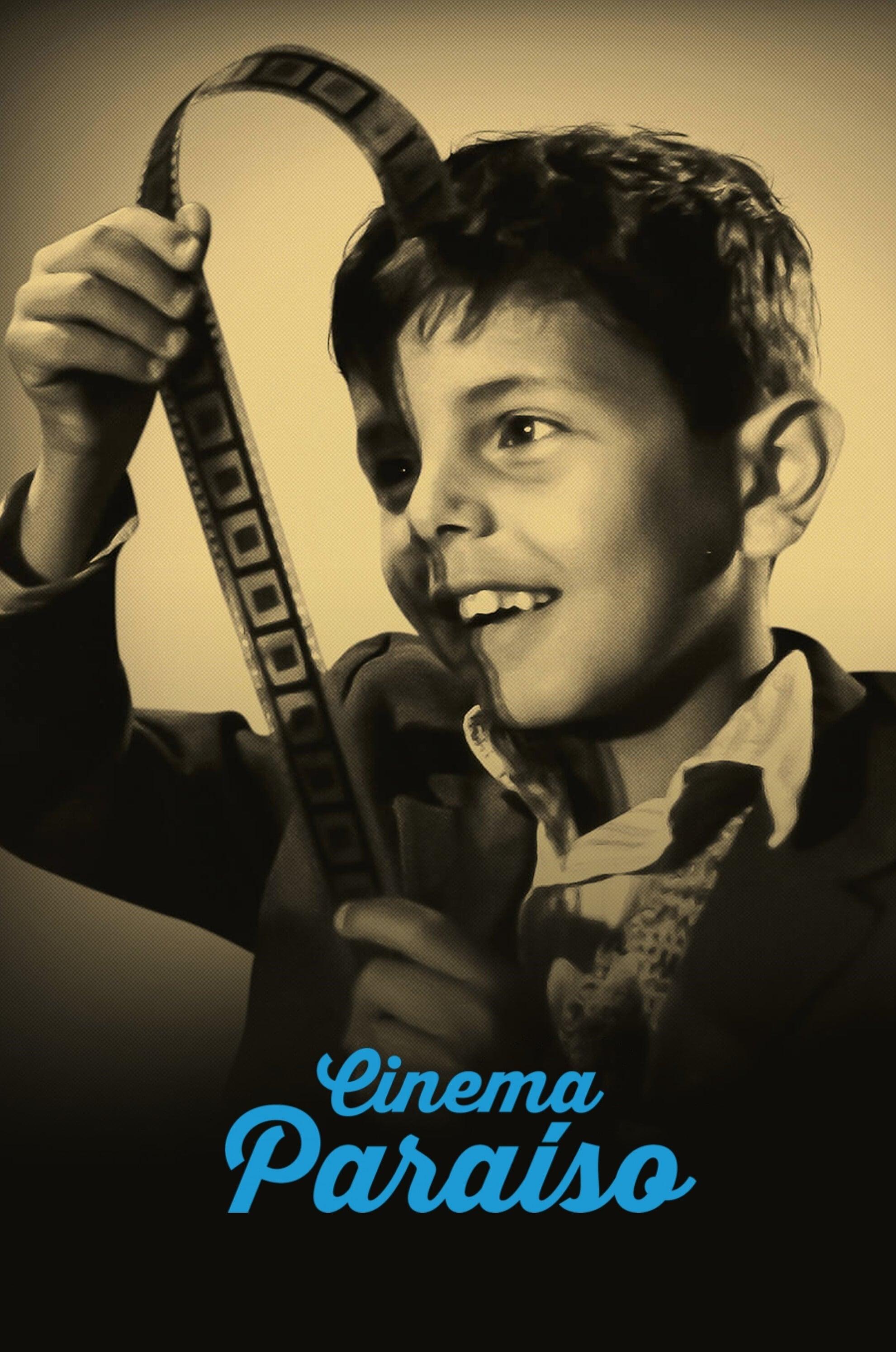 Cinema Paradiso Dublado