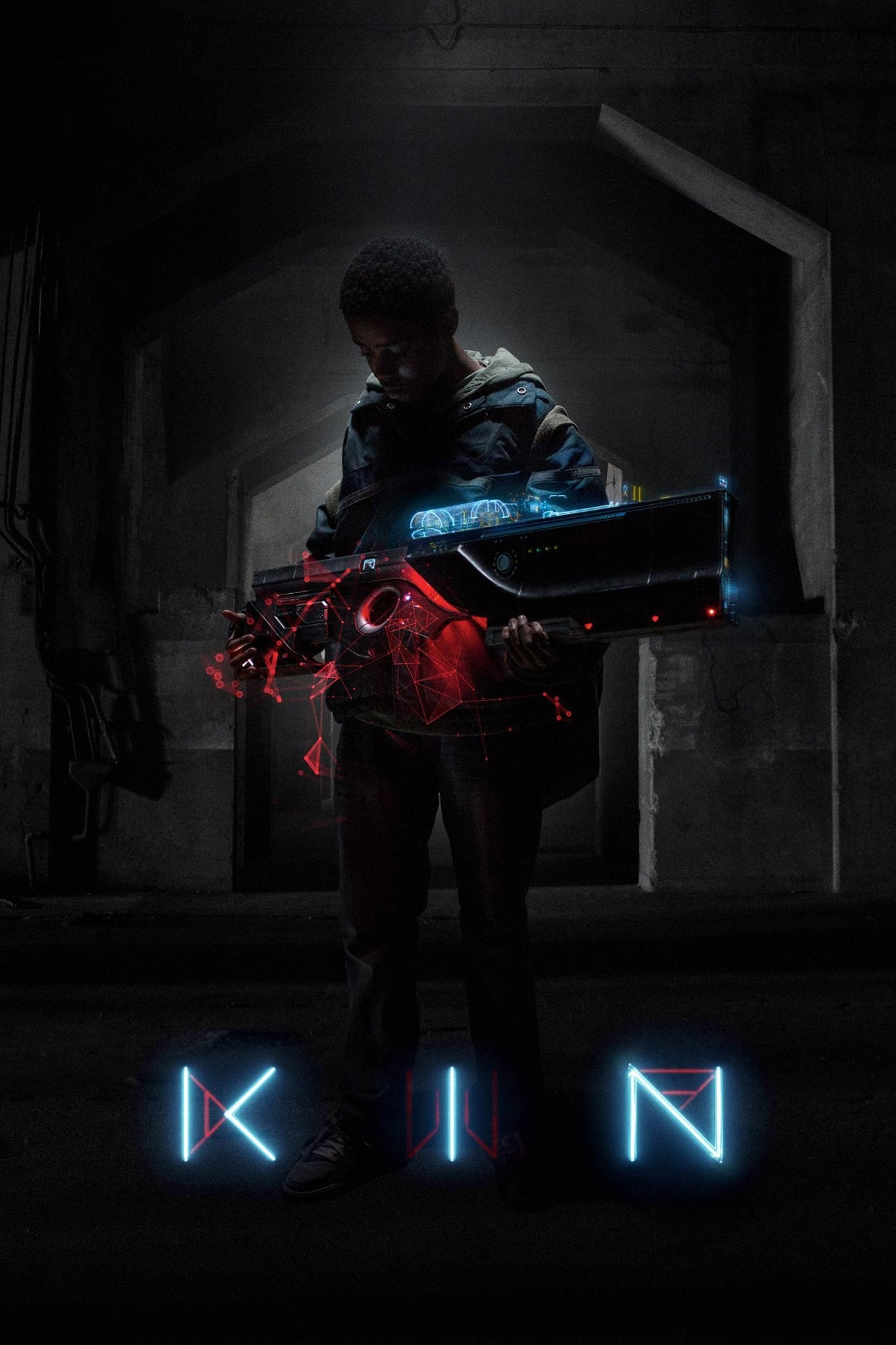 Poster and image movie Film Kin - Kin 2018
