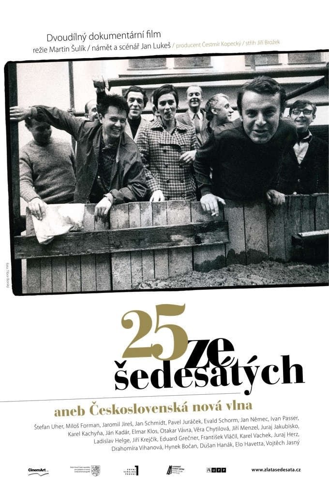 25 from the Sixties, or the Czechoslovak New Wave (2010)
