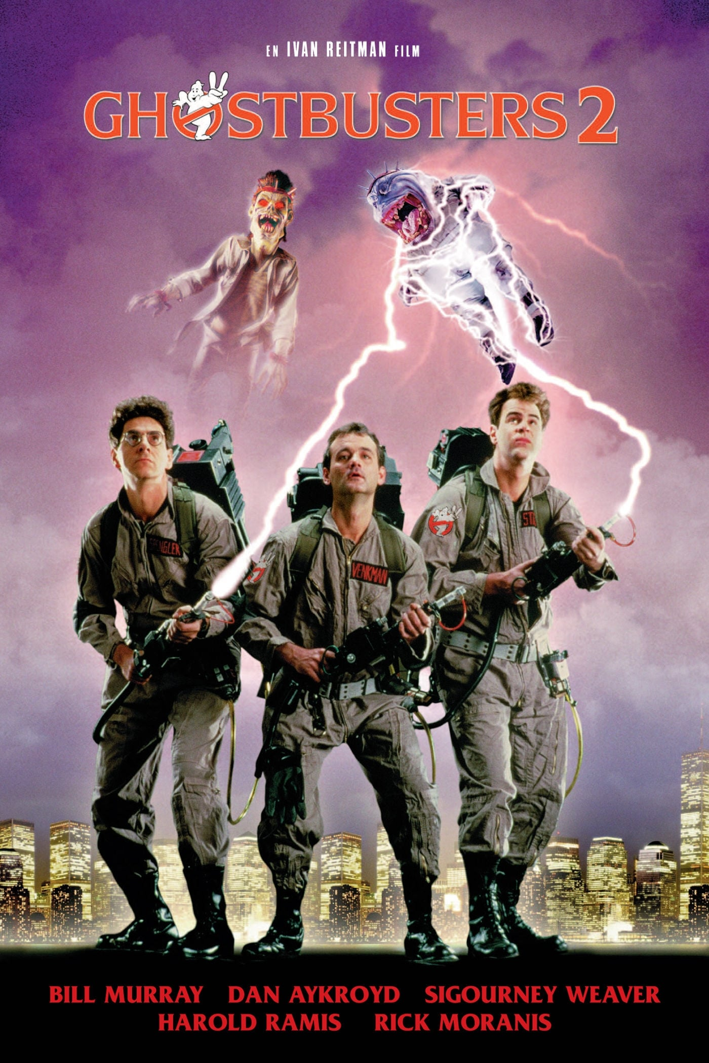 Ghostbusters 2 Stream