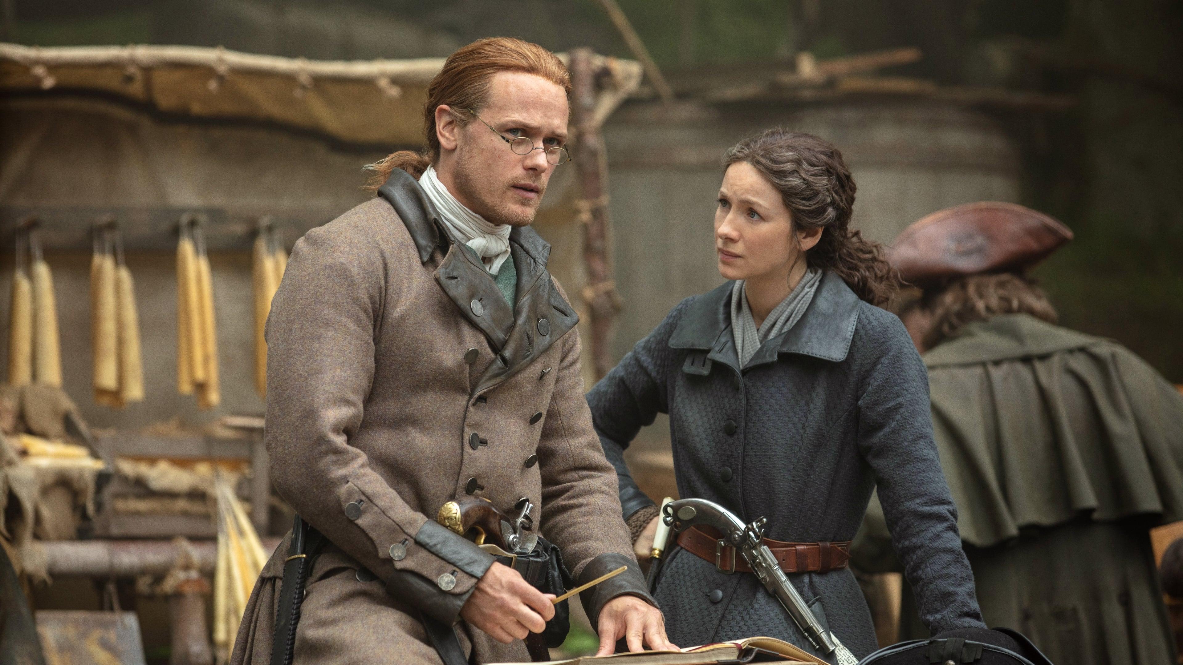 Outlander Season 5 :Episode 4  The Company We Keep