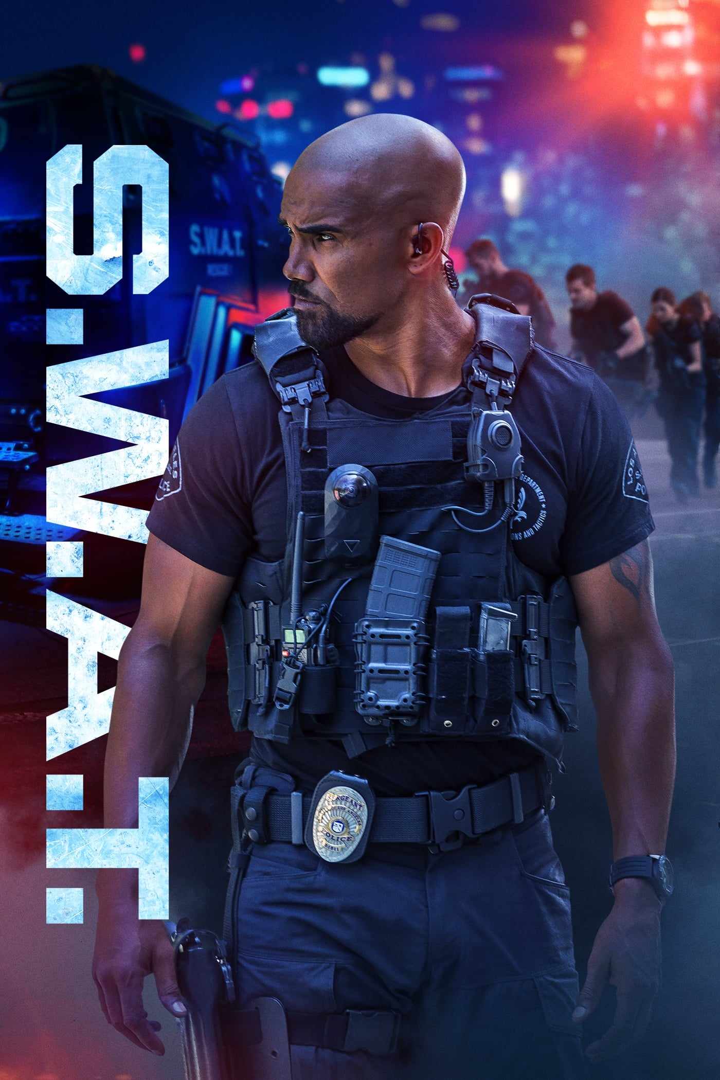 S.W.A.T. – Todas as Temporadas Dublado / Legendado (2017)