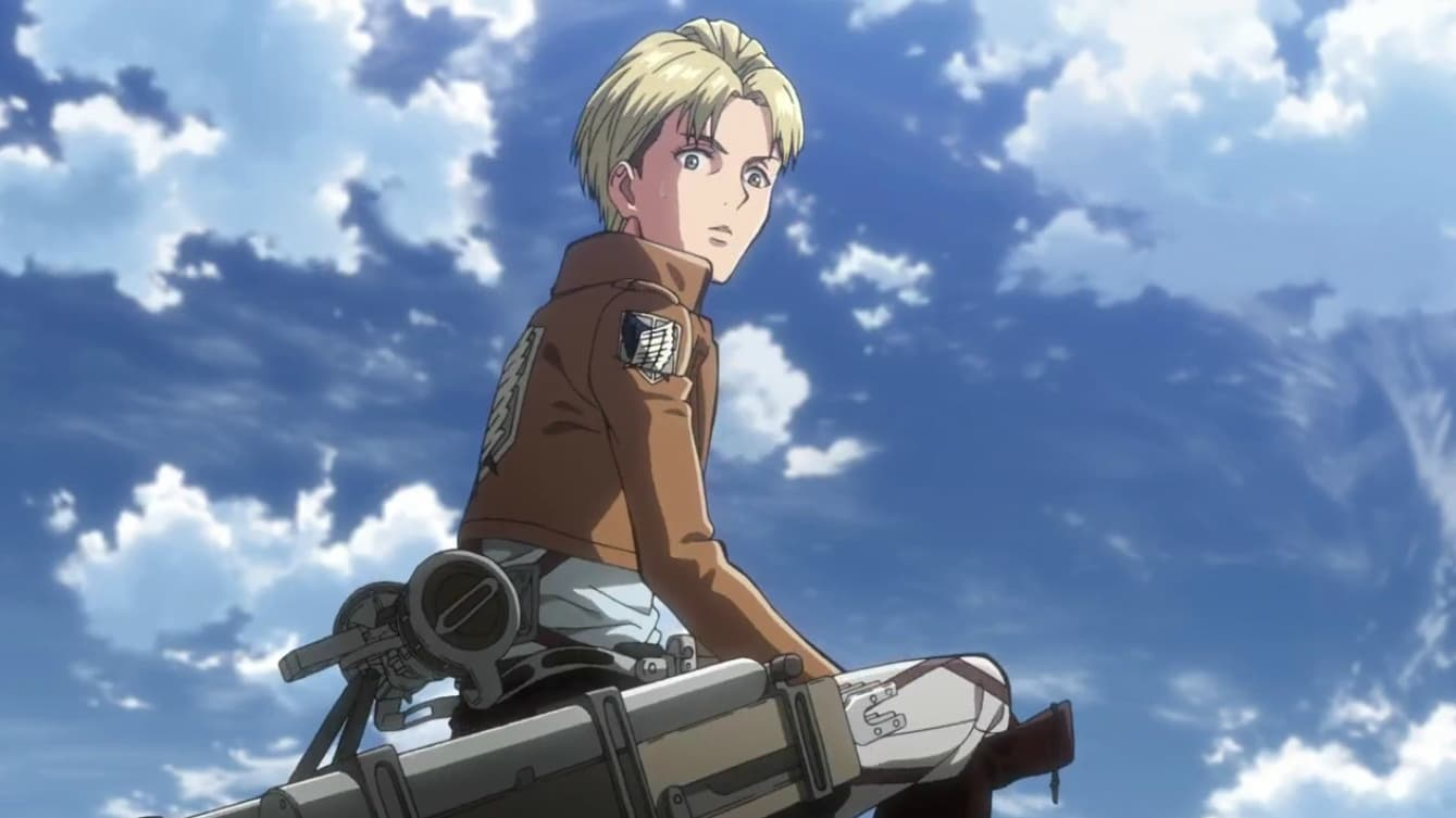 Attack on Titan Season 2 :Episode 1  [26] Beast Titan