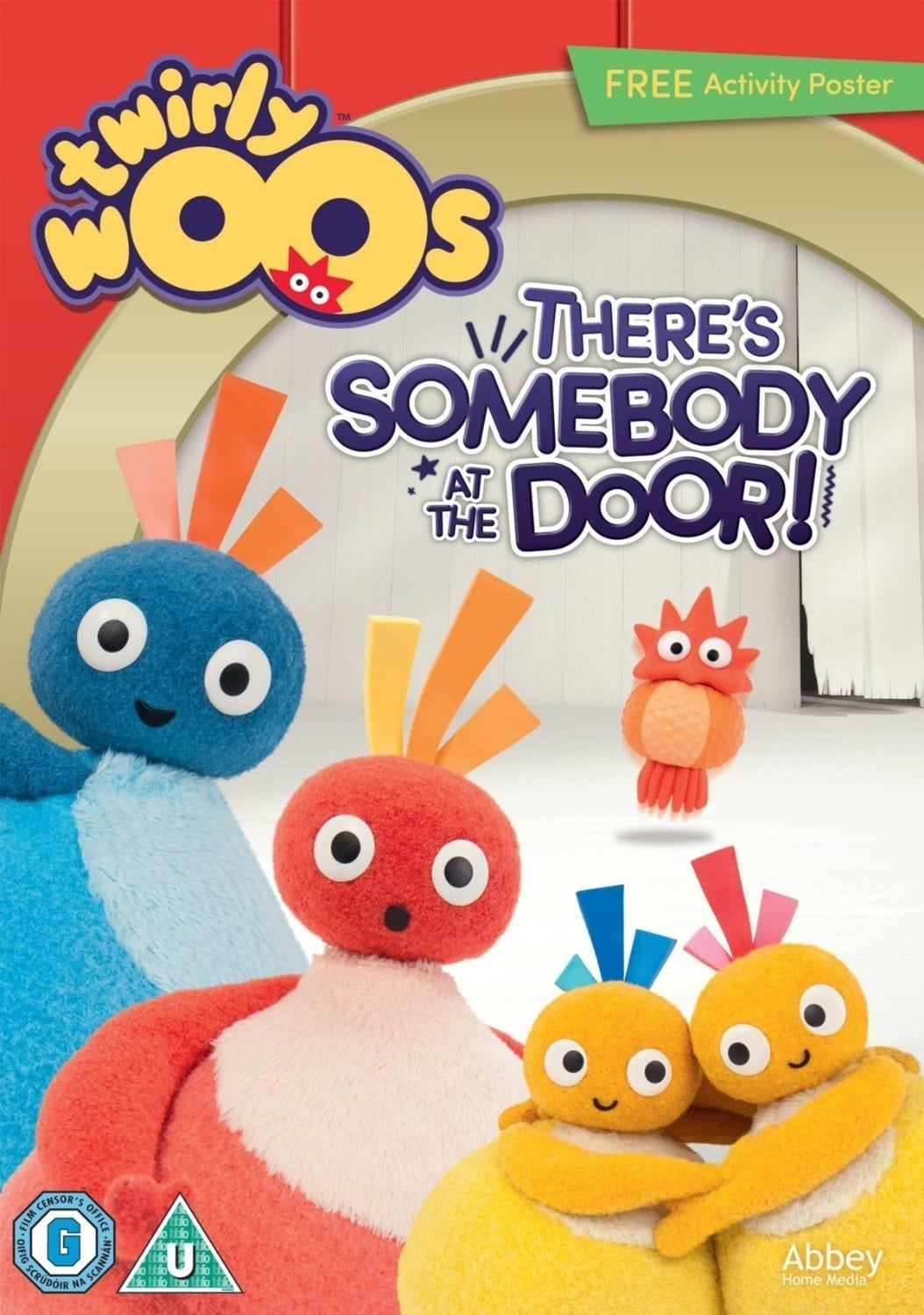 Ver Twirlywoos – There's Somebody at The Door! Online HD Español ()