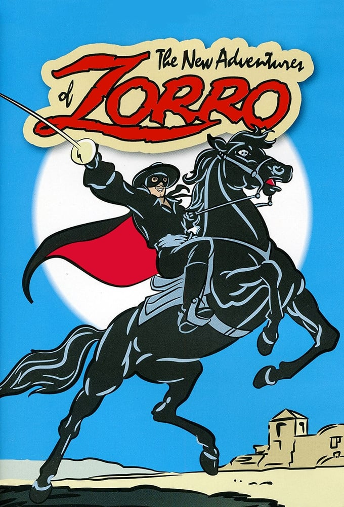 The New Adventures of Zorro (1981)