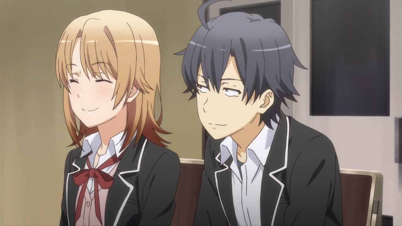 My Teen Romantic Comedy SNAFU Season 2 :Episode 6  Without Incident, the Congress Dances, But Does Not Progress