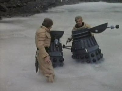 Doctor Who Season 10 :Episode 19  Planet of the Daleks, Episode Five
