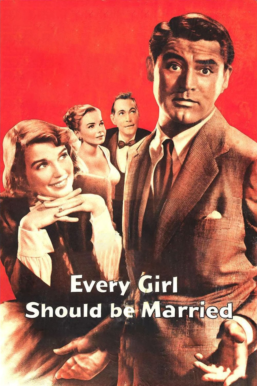 Every Girl Should Be Married (1948)