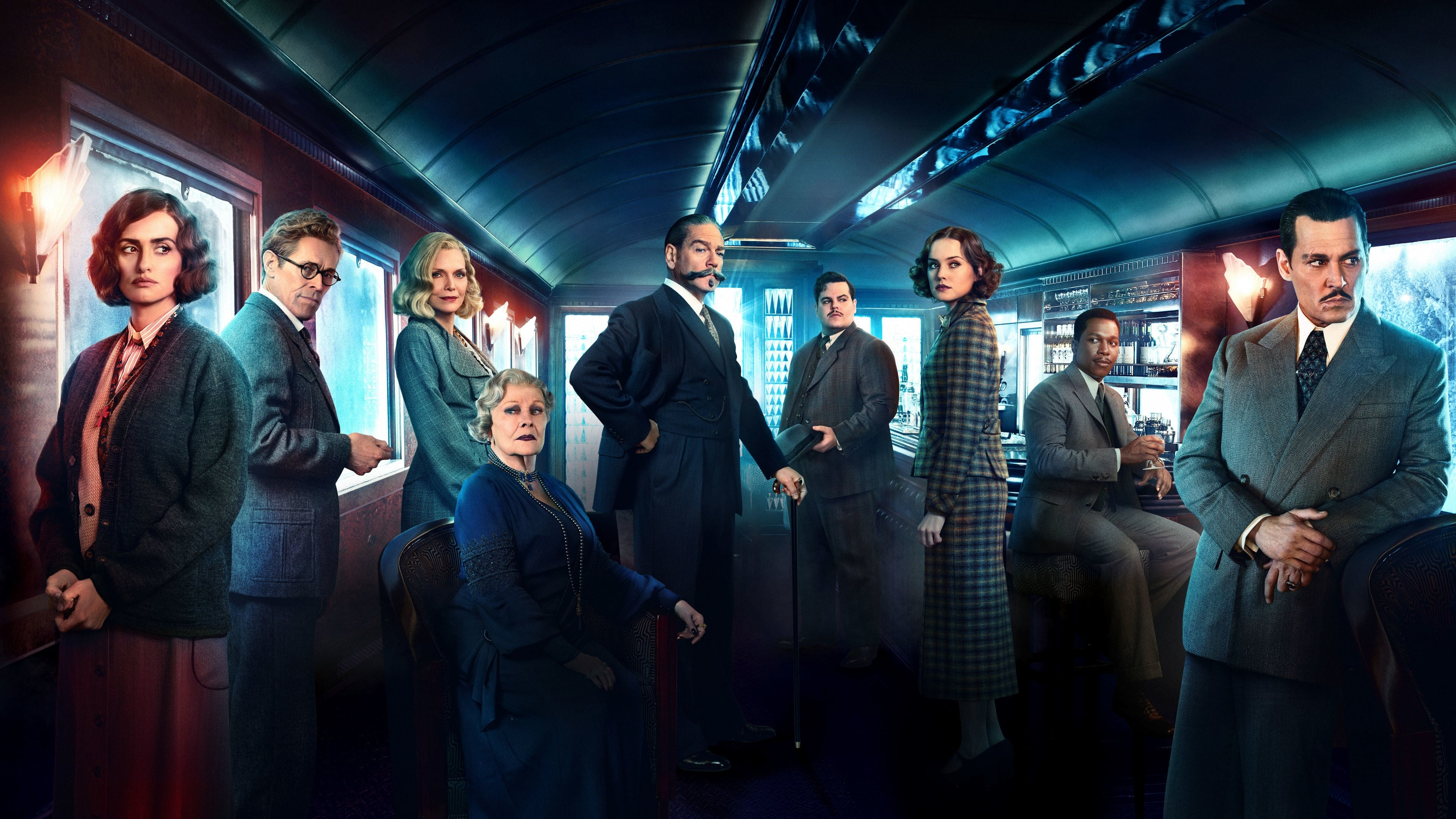 Watch Murder On The Orient Express 2017 Full Movie