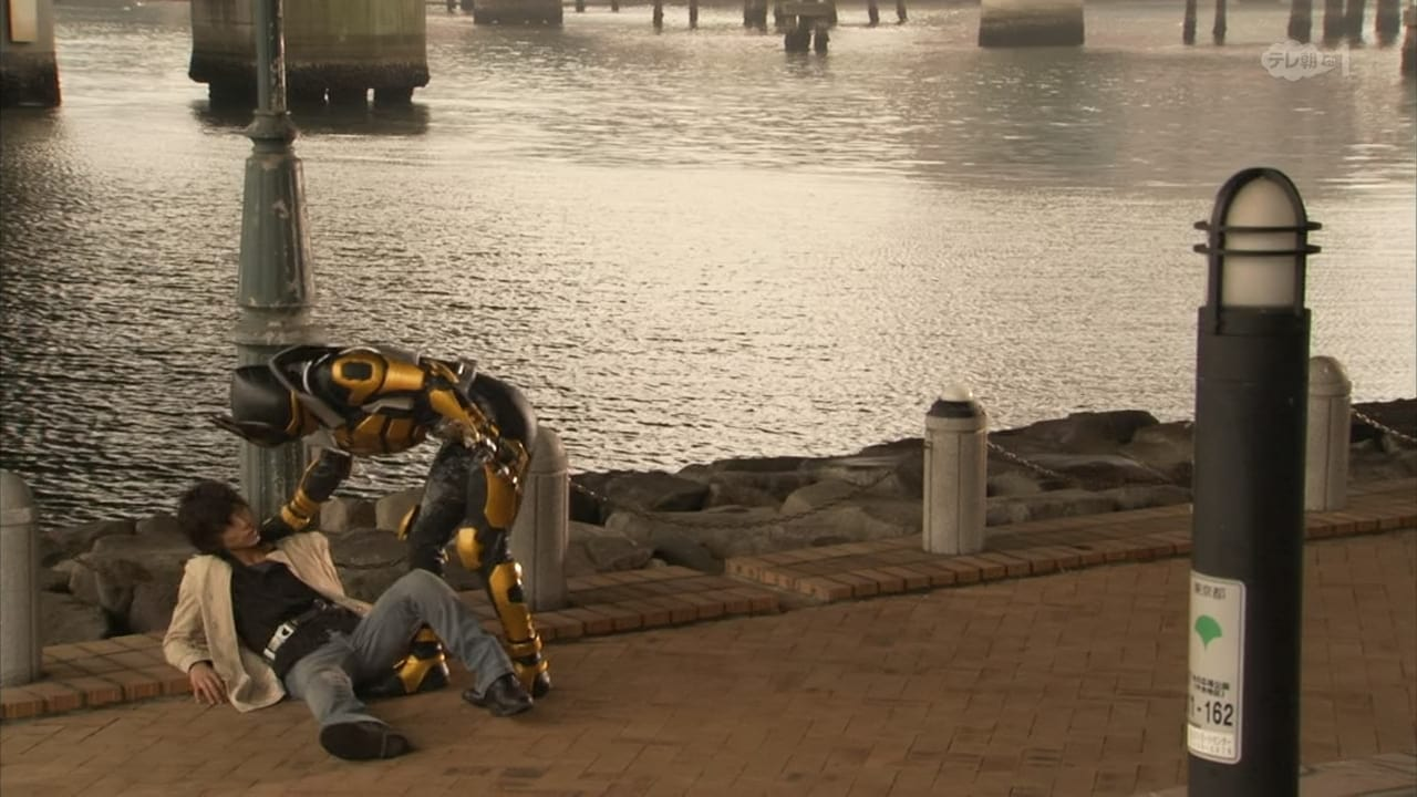Kamen Rider Season 16 :Episode 9  A Bee's Madness!!