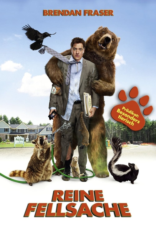 Furry Vengeance (2010) - Posters — The Movie Database (TMDb)