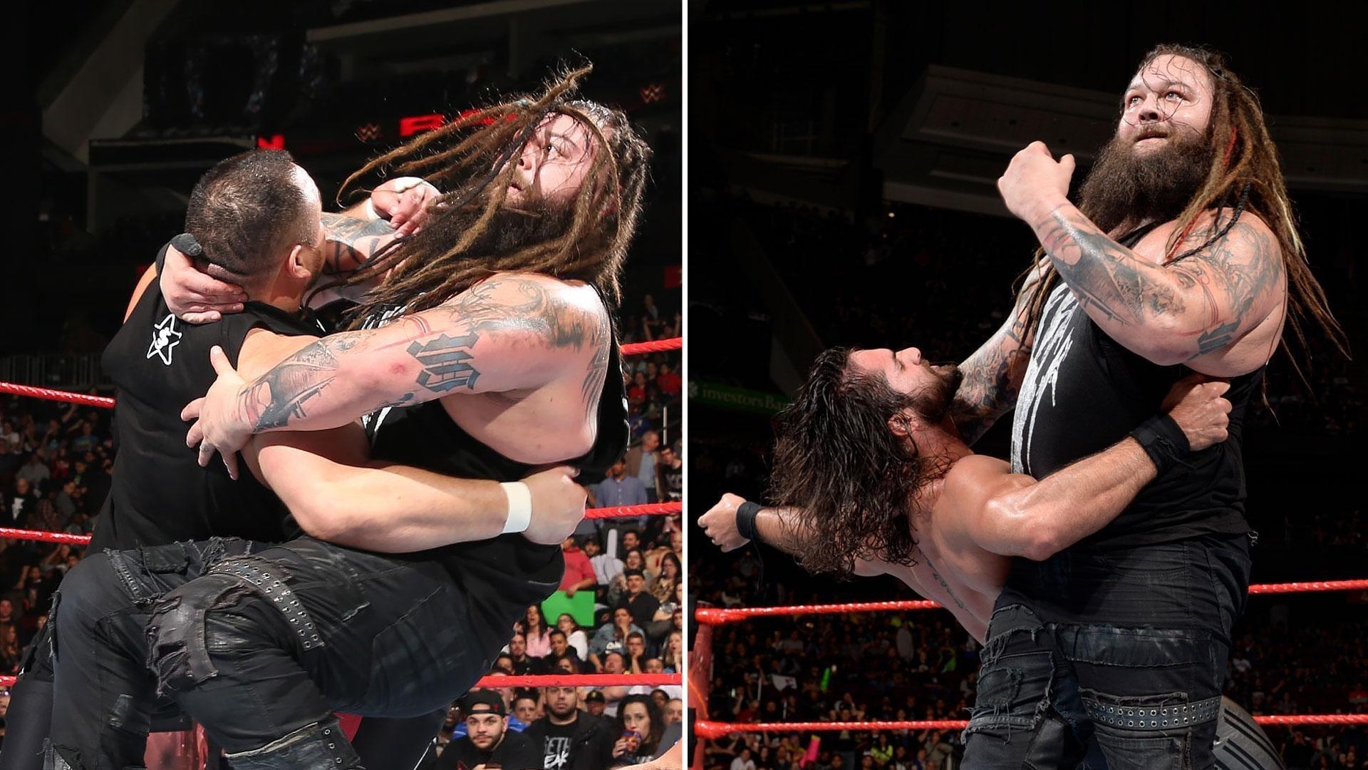 WWE Raw - Season 25 Episode 20 : May 15, 2017 (Newark, New Jersey)