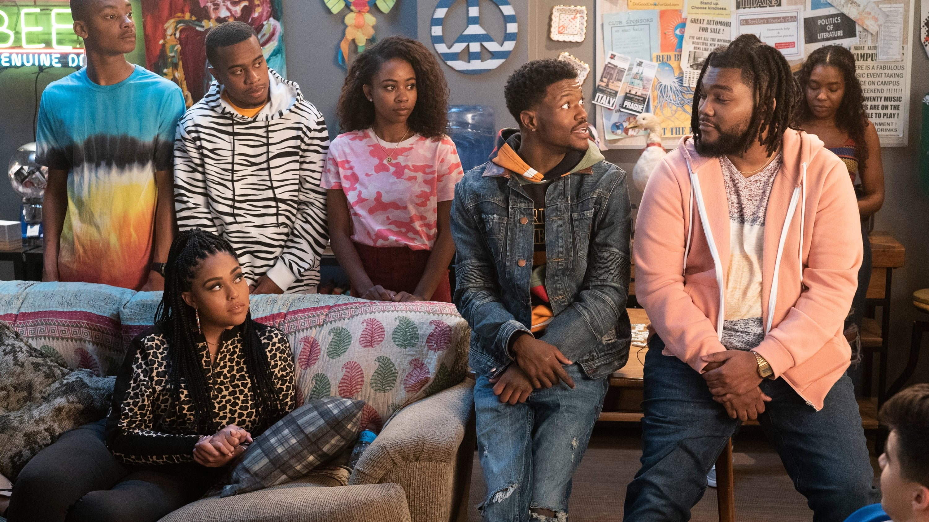 Grownish season 2 episode 19 Jordyn Woods Hawkins