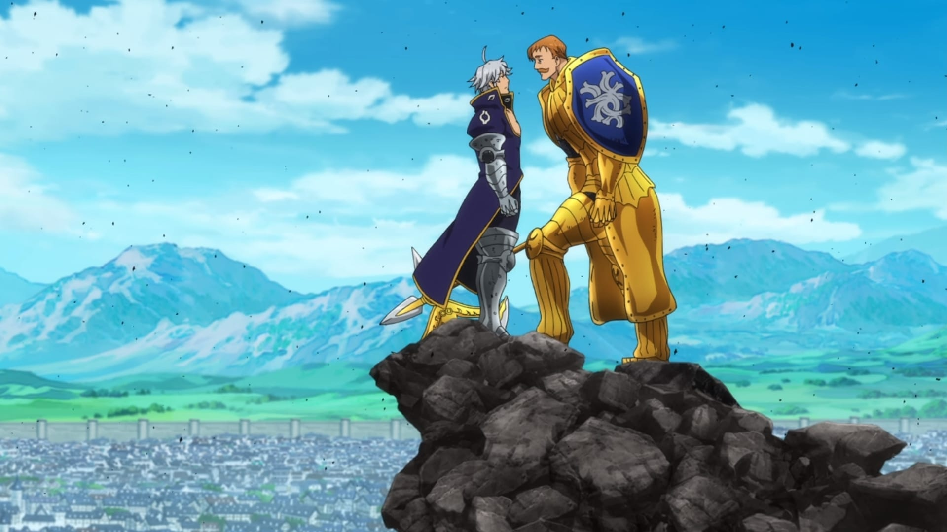The Seven Deadly Sins Season 2 :Episode 22  Return of the Sins