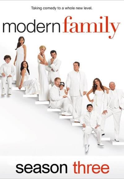 Moderni šeima / Modern Family (2011) 3 Sezonas