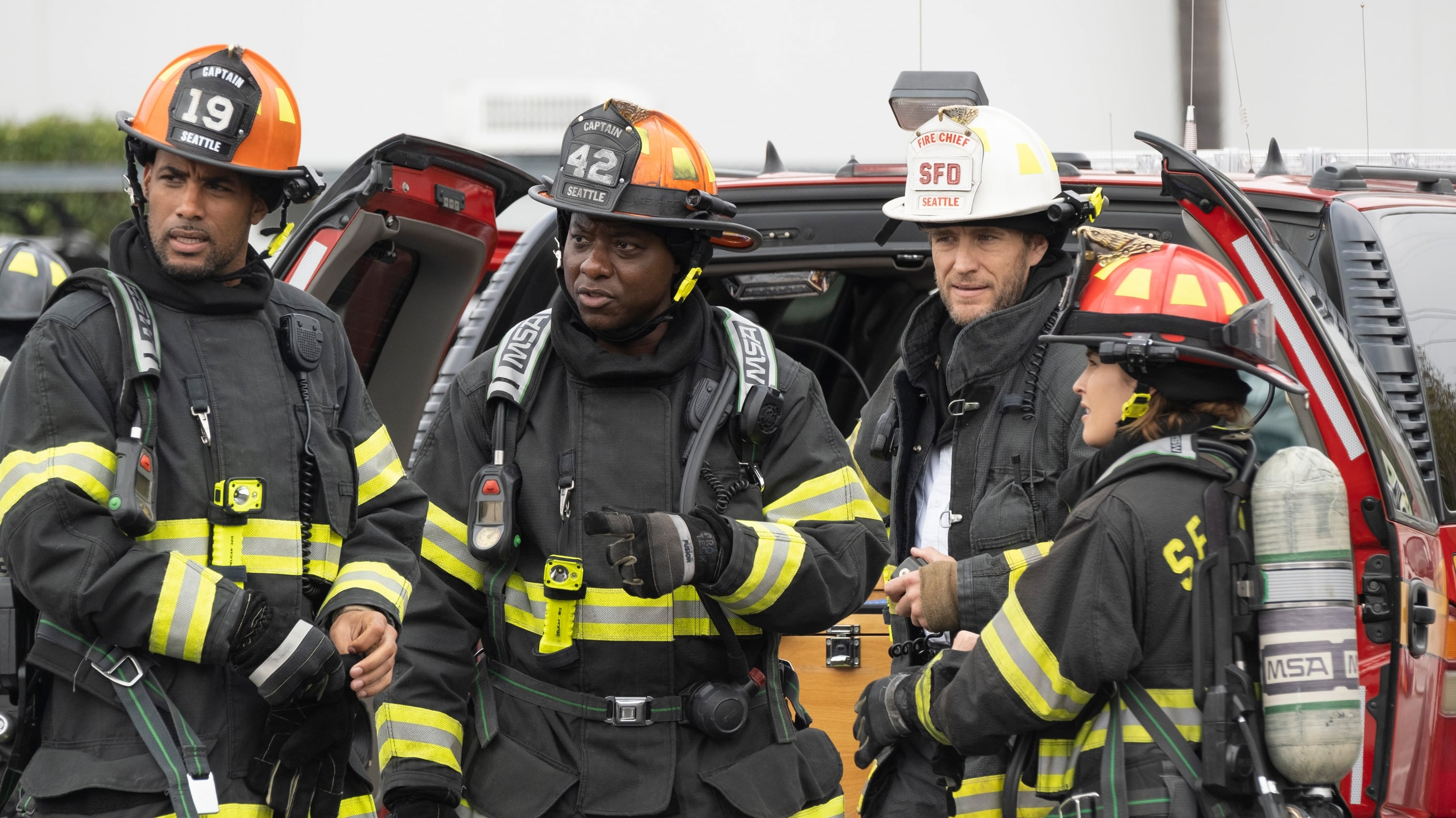 Station 19 Season 2 :Episode 14  Friendly Fire