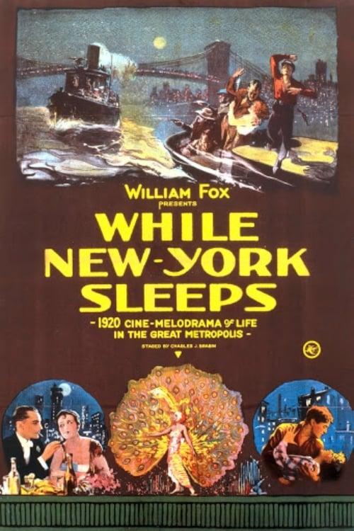 While New York Sleeps (1920)