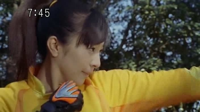 Super Sentai Season 31 :Episode 5  Uja-Uja! What Should I Do?