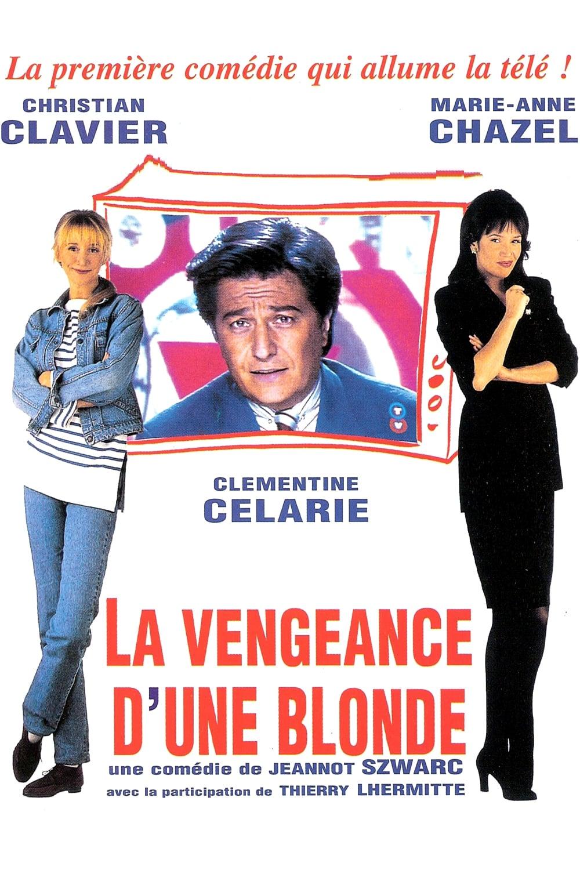 Image D Une Blonde la vengeance d'une blonde (1994) - posters — the movie database (tmdb)