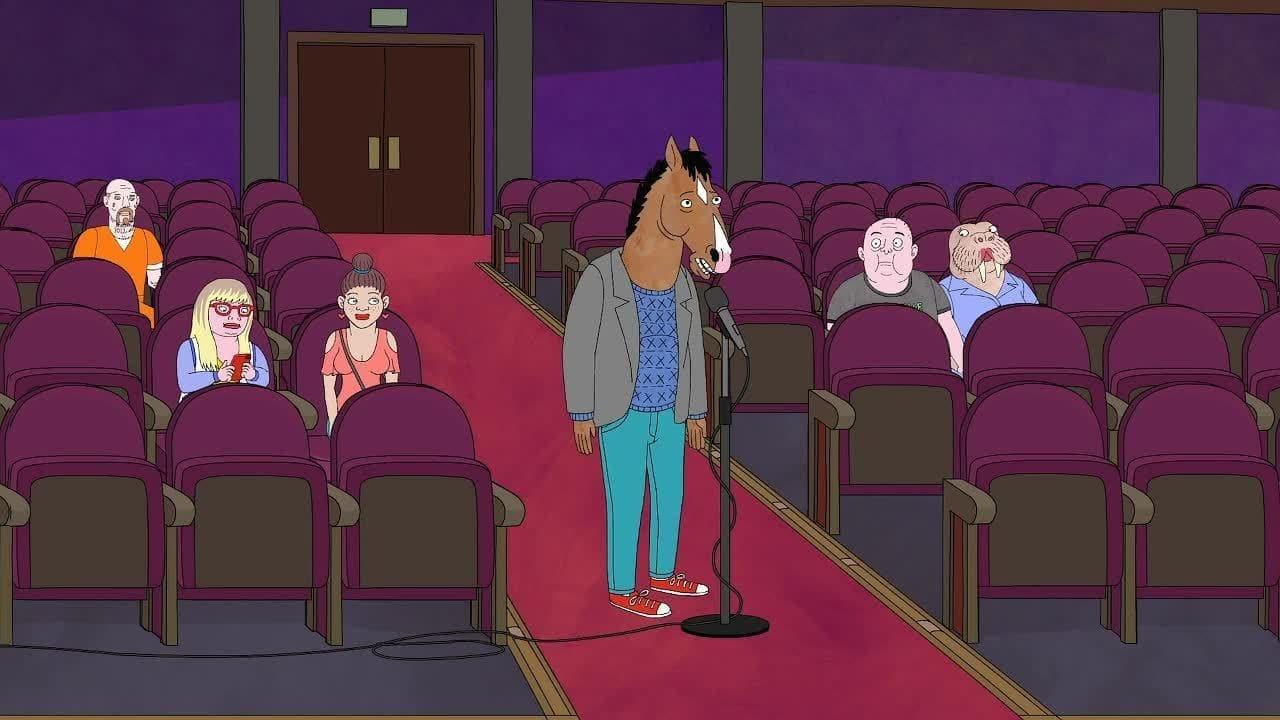 BoJack Horseman Season 1 :Episode 11  Downer Ending