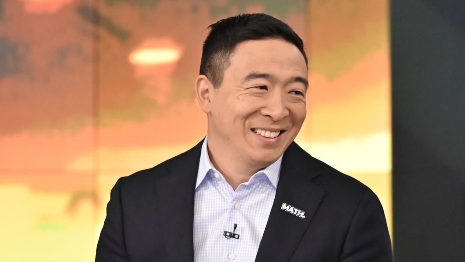 The View Season 23 :Episode 18  Andrew Yang