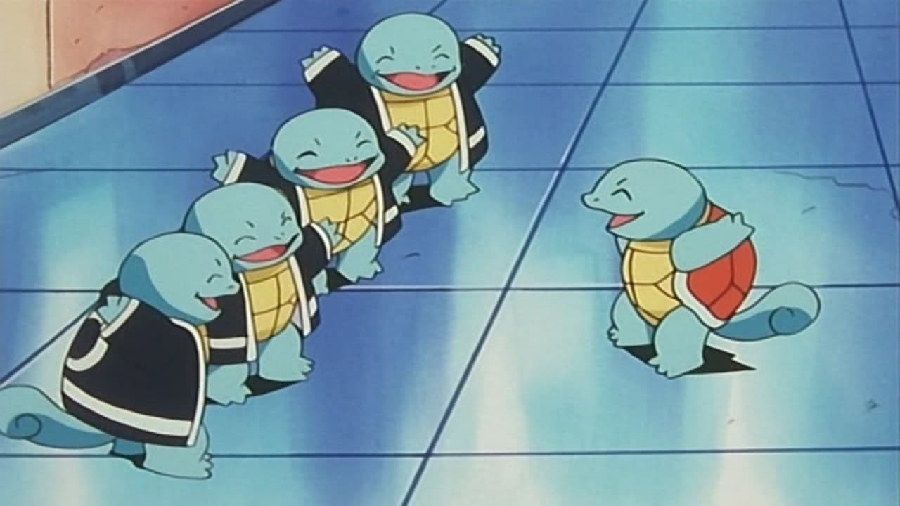 Pokémon Season 3 :Episode 31  The Fire-ing Squad!