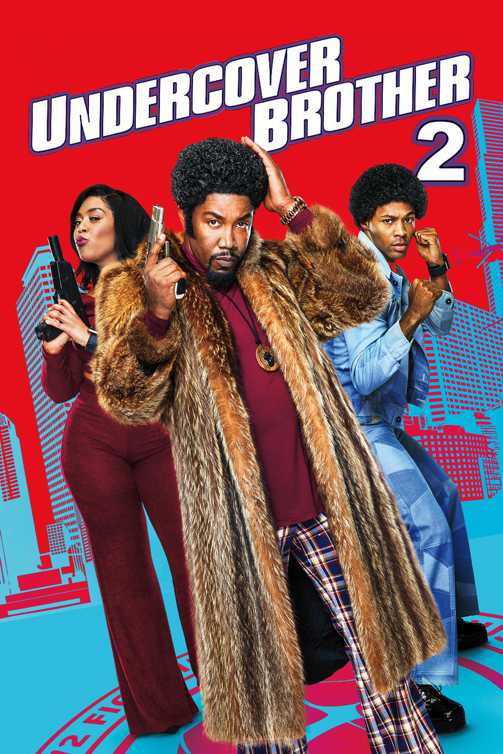 Undercover Brother 2 (2019)