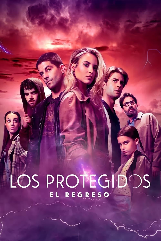 Los protegidos: El regreso TV Shows About Super Power