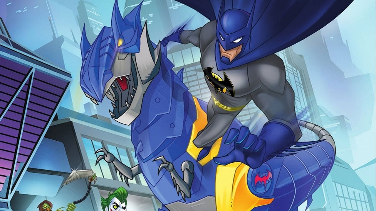 Batman sin límites: Monstermania