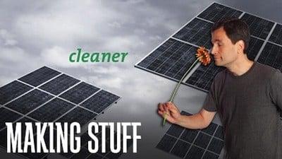 NOVA Season 38 :Episode 11  Making Stuff: Cleaner