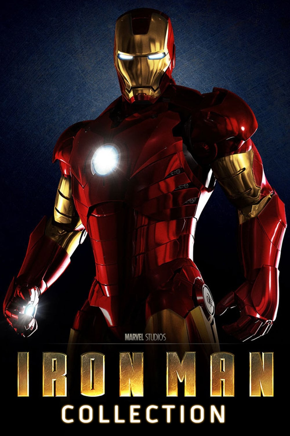 Iron man collection 2008 2013 posters the movie database tmdb - Iron man 1 images ...