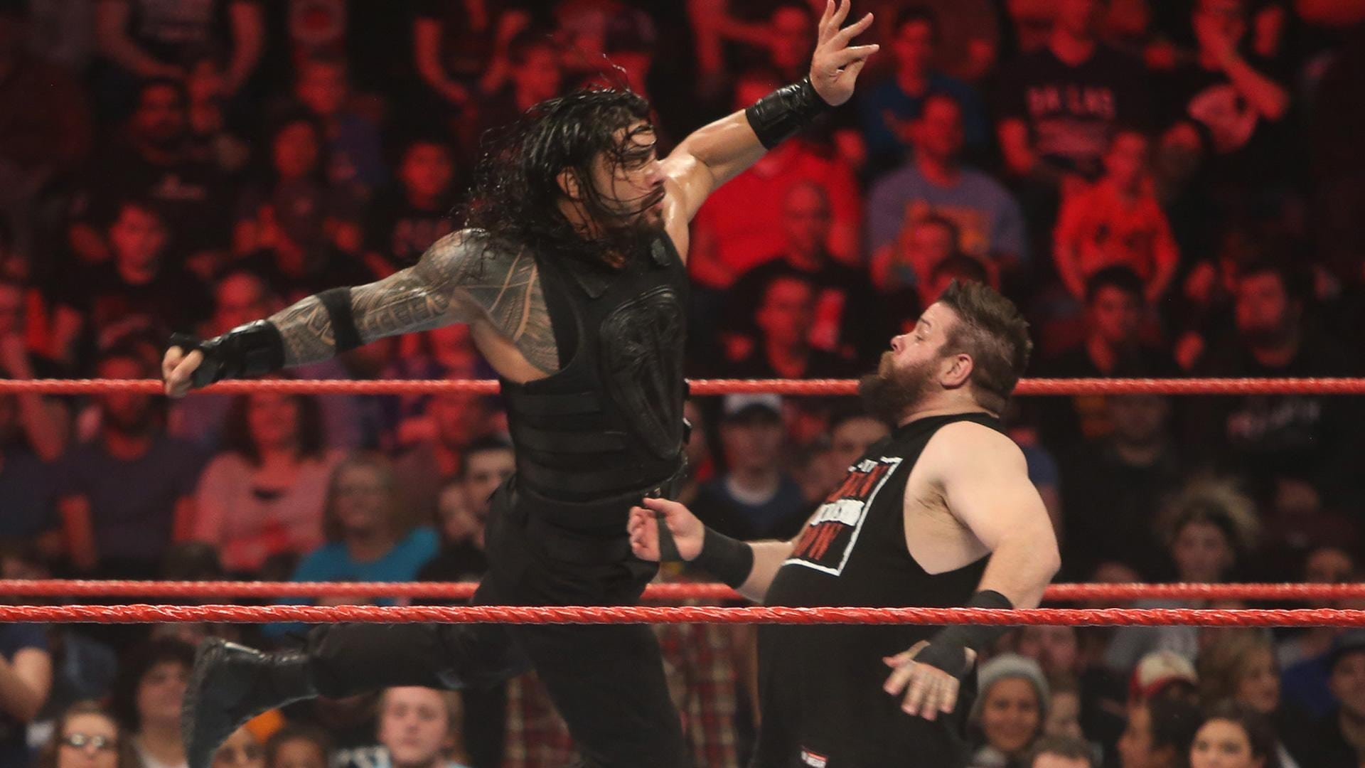 WWE Raw Season 25 :Episode 3  January 16, 2017 (Little Rock, Arkansas)